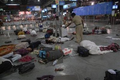 Mumbai death toll